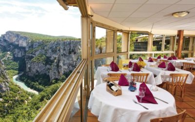 "Hotel restaurant ""GRAND CANYON DU VERDON"""