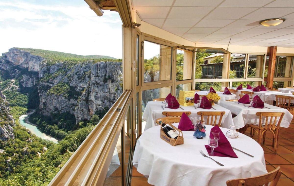 "Hotel Restaurant ""GRAND CANYON DU VERDON"""