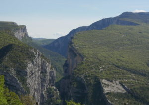 Sports activities and outdoor sport in the Verdon