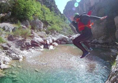 """""""Randonnée aquatique"""", """"Aqua-rando"""" ou """"Aqua trekking""""?"""
