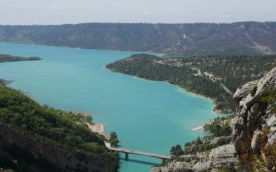Castillon, Sainte Croix … Les cinq lacs du Verdon.