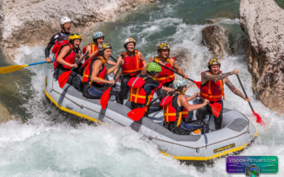 Raft & Rafting, histoire d'un engin révolutionnaire
