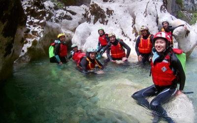 Aqua trekking et Randonnée Aquatique journée Verdon