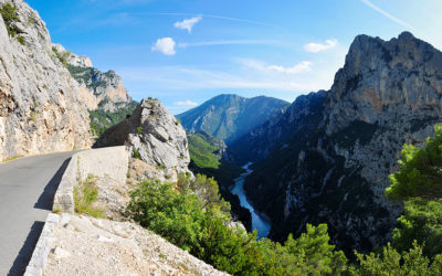 Verdon Gorges, the essential road trip