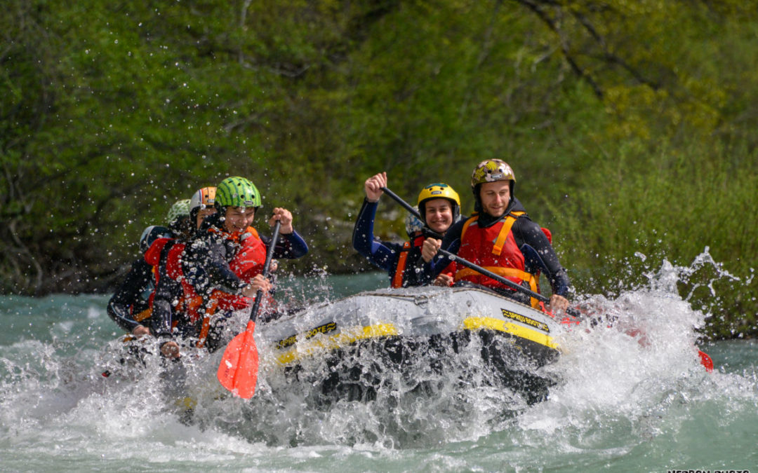 Rafting Provence, Canoe Provence et Randonnée Aquatique