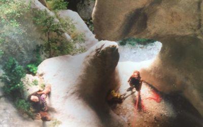Canyoning Gorges du Verdon, le ravin de Mainmorte