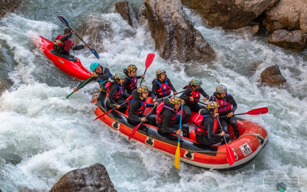 Rafting Nice – Canoe Nice – Adventure for Everyone