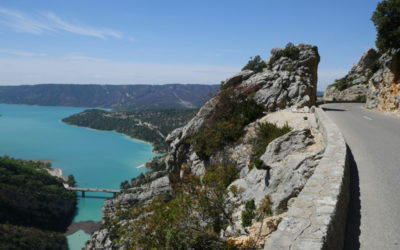 Lake Sainte-Croix-du-verdon, Rafting and canoe?