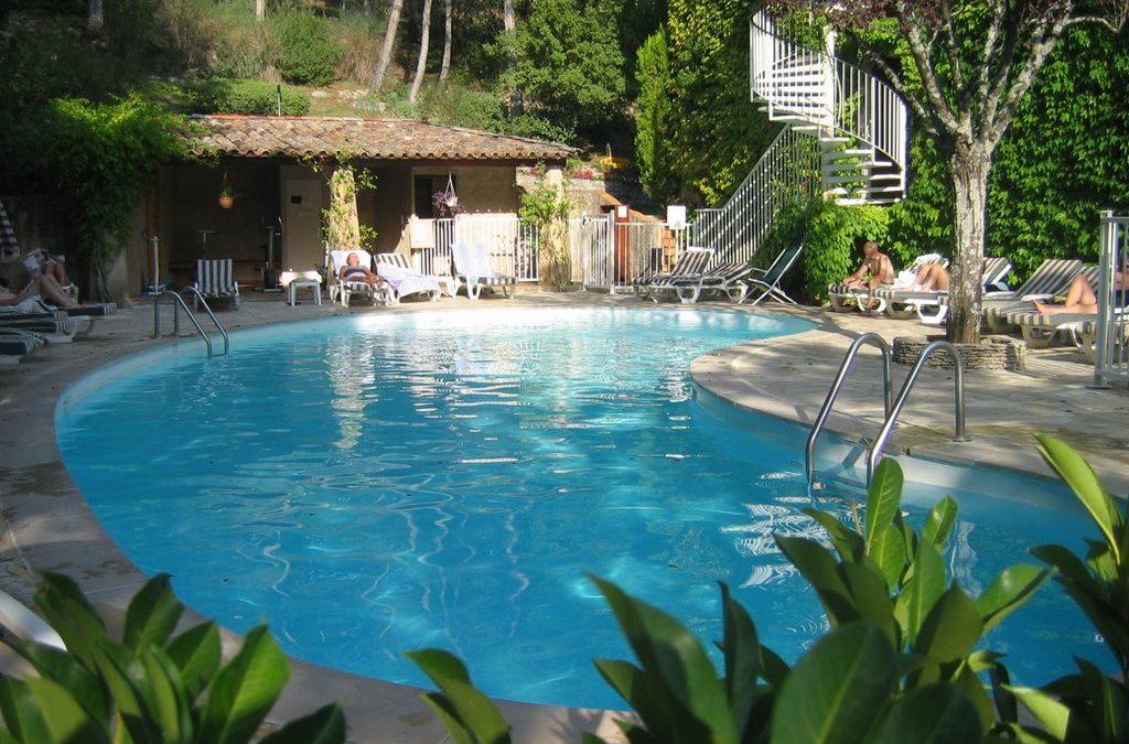 Hotel Villa Borghese in Gréoux-les-Bains