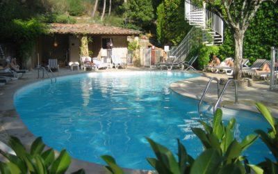 Hotel Villa Borghese à Gréoux-les-Bains