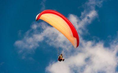 Voler dans le Verdon! Parapente, deltaplane et planeur.