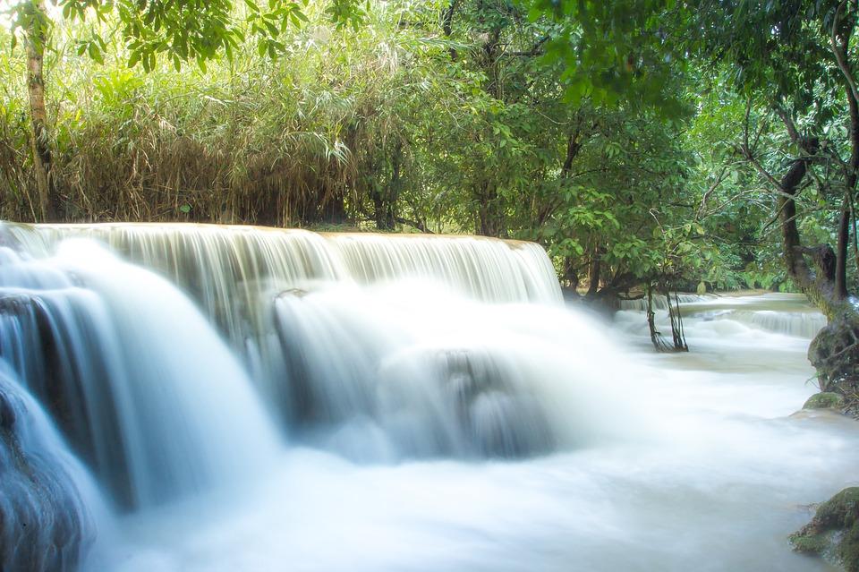 Sensations fortes dans le grand canyon de Jingxi